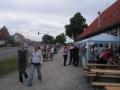 Flohmarkt am Vereinsheim 2009