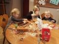 Kekse Backen und Weihnachts Deko im MUHA(10)
