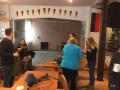 Kekse Backen und Weihnachts Deko im MUHA(65)