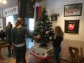 Kekse Backen und Weihnachts Deko im MUHA(66)