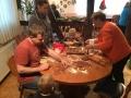 Kekse Backen und Weihnachts Deko im MUHA(68)