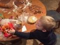 Kekse Backen und Weihnachts Deko im MUHA(72)