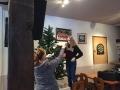 Kekse Backen und Weihnachts Deko im MUHA(75)