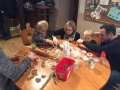 Kekse Backen und Weihnachts Deko im MUHA(86)