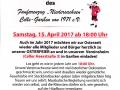 Osterfeier 2017